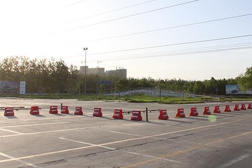 中科驾校训练场